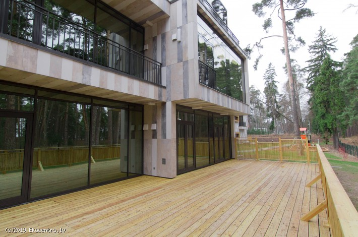 The apartment of a premium class in the new Astra House project in Pumpuri, Jurmala, is on sale - Gaujas 4, 10