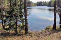 For sale is lake Serpovka in Rezeknes region -